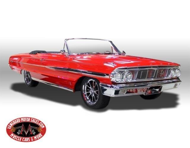 1964 ford galaxie watch video