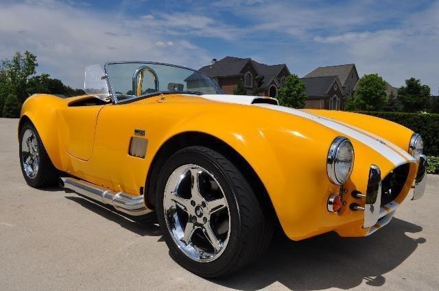 1964 ford cobra replica roadster
