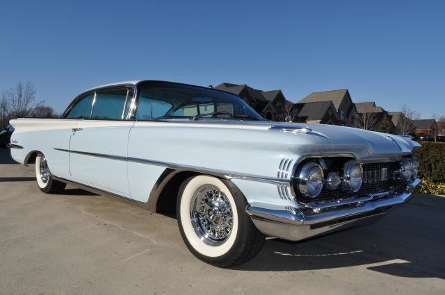 1959 oldsmobile 98 watch video