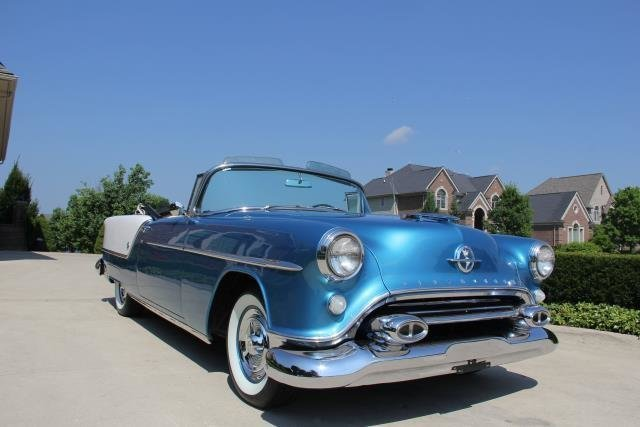 1954 oldsmobile 88 watch video