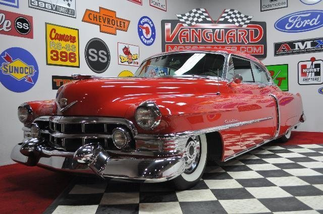 1952 cadillac deville watch video