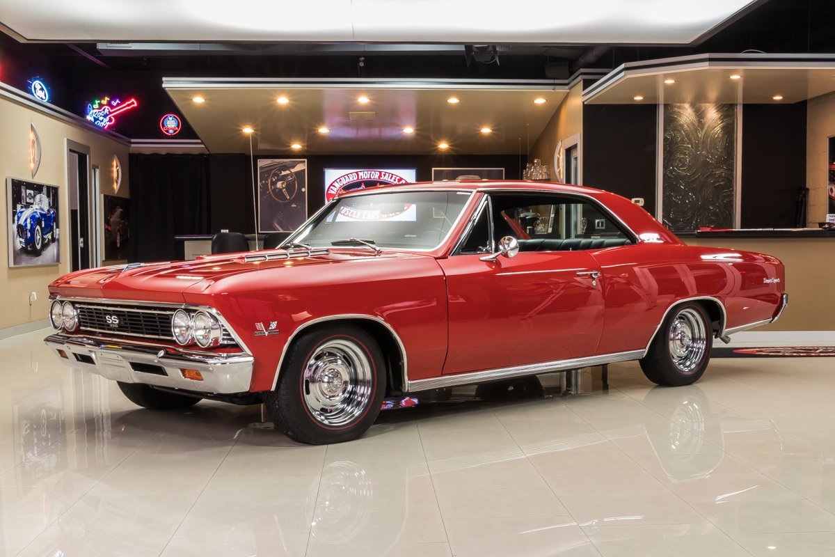 1966 Chevrolet Chevelle | Classic Cars for Sale Michigan: Muscle