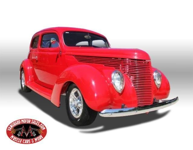 For Sale 1938 Ford Street Rod