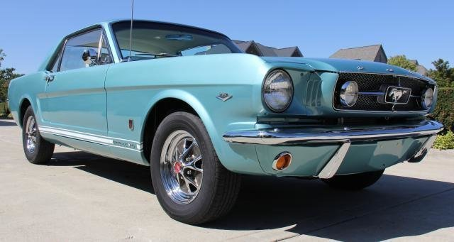 1965 ford mustang watch video