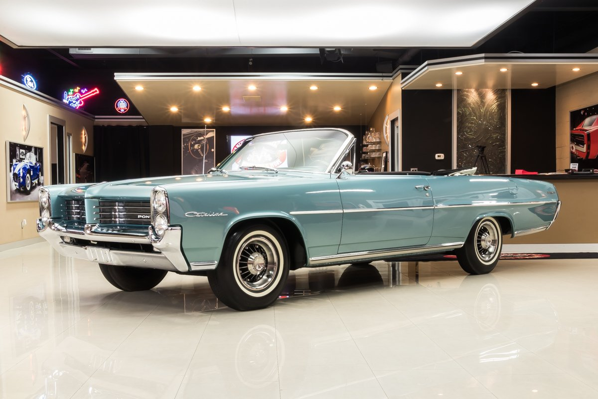 For Sale 1964 Pontiac Catalina