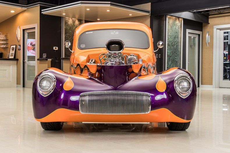 1941 Willys Coupe 6