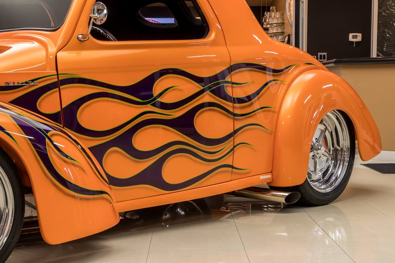 1941 Willys Coupe 28