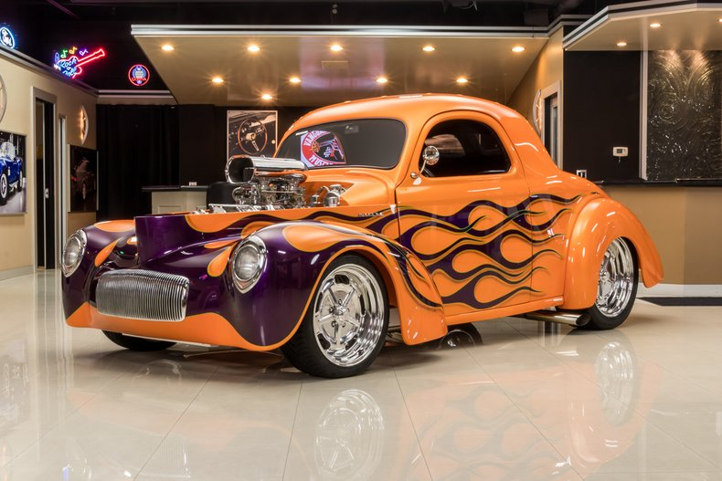 1941 Willys Coupe 92