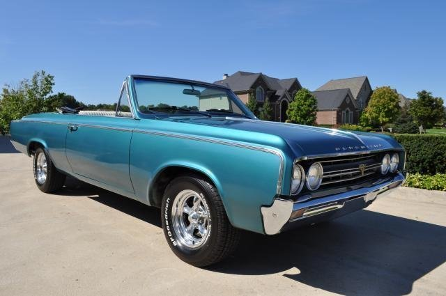 1964 Oldsmobile Cutlass | Classic Cars for Sale Michigan