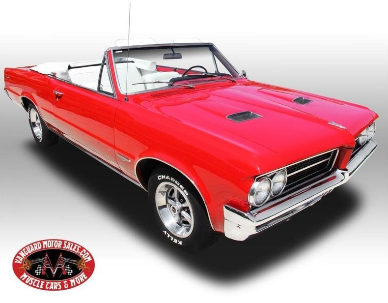 1964 pontiac gto tribute convertible
