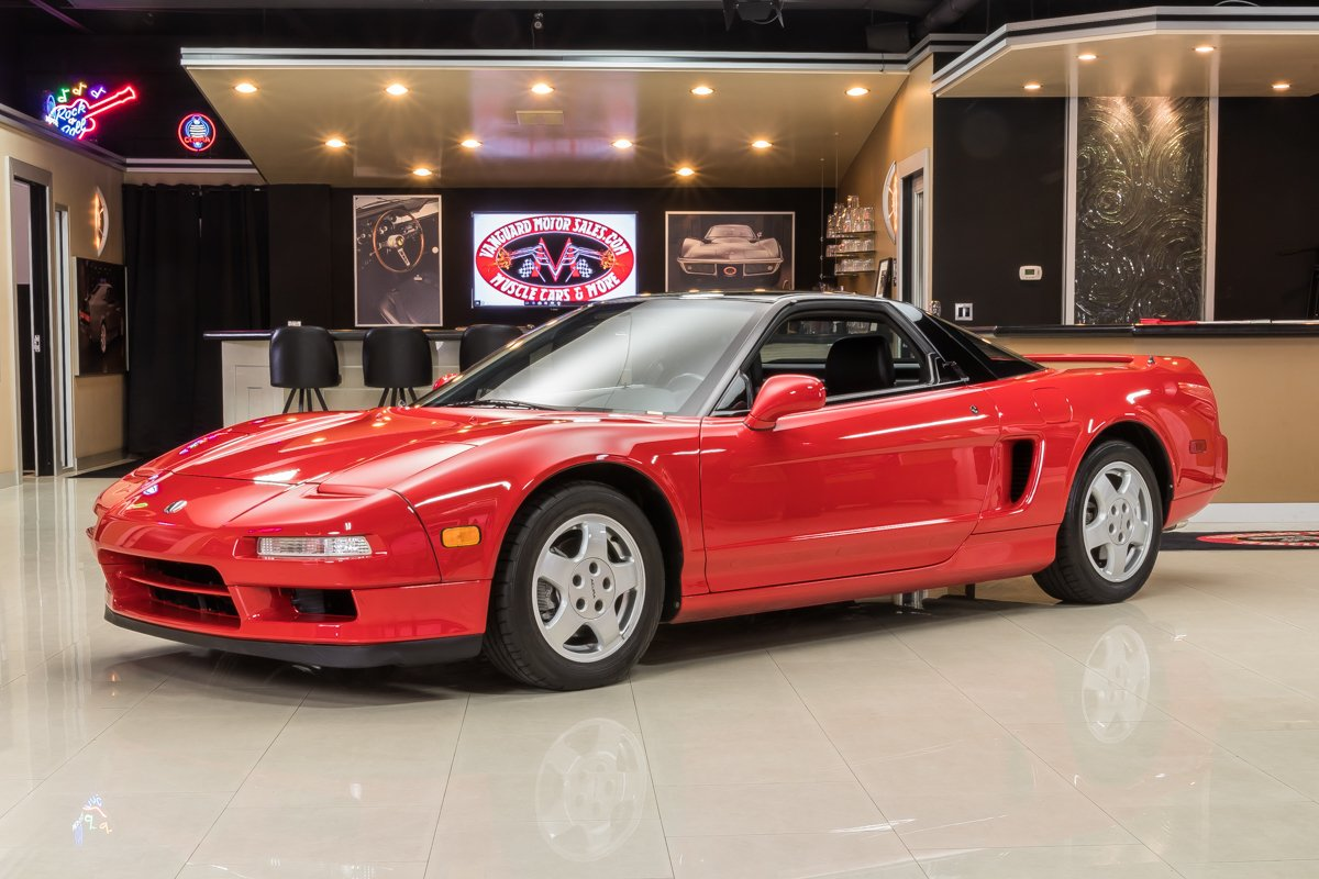 For Sale 1992 Acura NSX