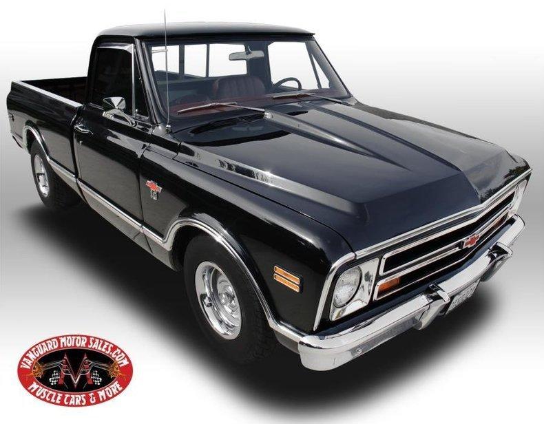 1968 chevrolet c 10 pickup