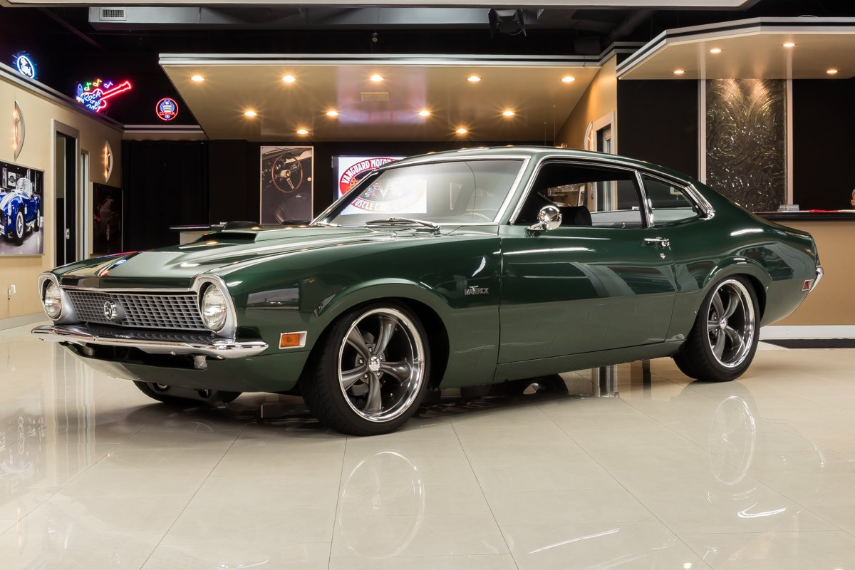 ford maverick classic cars  sale michigan