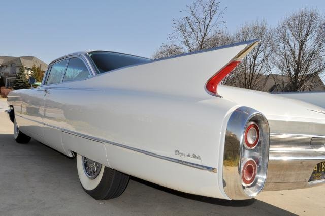 1960 cadillac coupe deville watch video