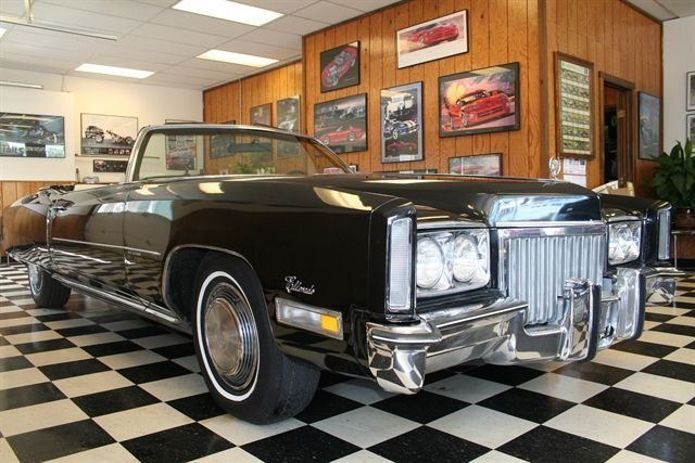 For Sale 1972 Cadillac Eldorado