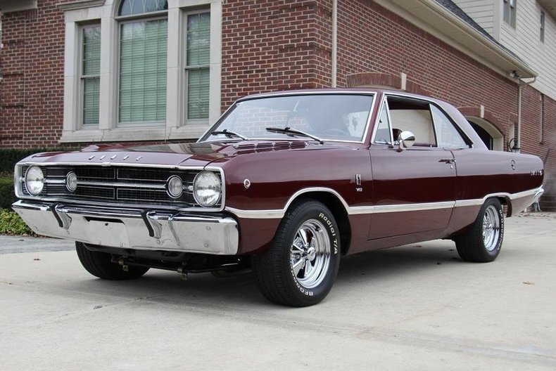 1968 Dodge Dart | Classic Cars for Sale Michigan: Muscle & Old Cars