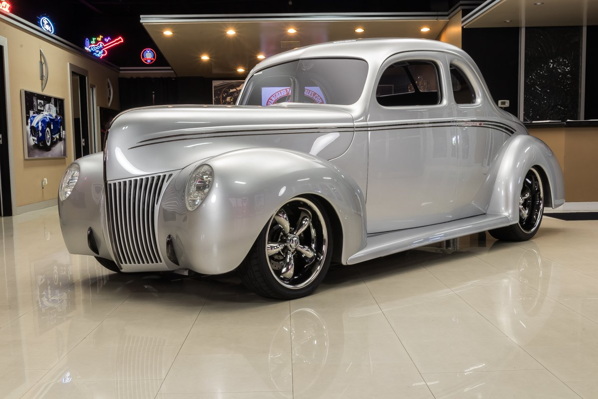 1940 Ford Coupe Classic Cars For Sale Michigan Muscle Old Cars Vanguard Motor Sales