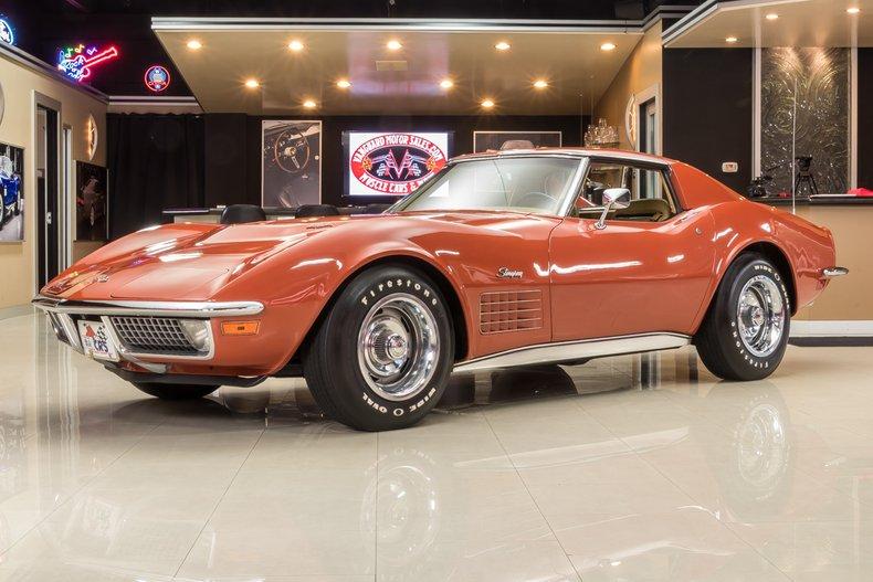 1970 Corvette For Sale >> 1970 Chevrolet Corvette Ls5 454 390 For Sale 84770 Mcg