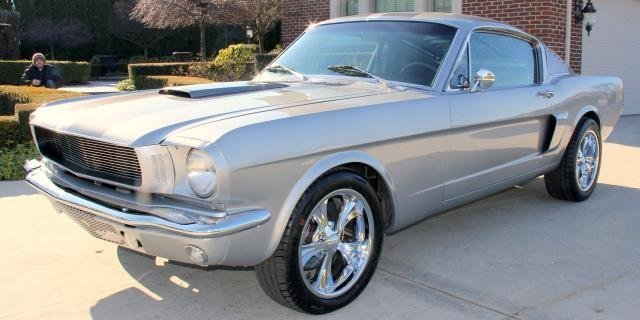 1966 ford mustang watch video