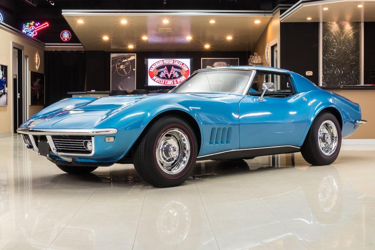 1968 chevrolet corvette l36 427 390