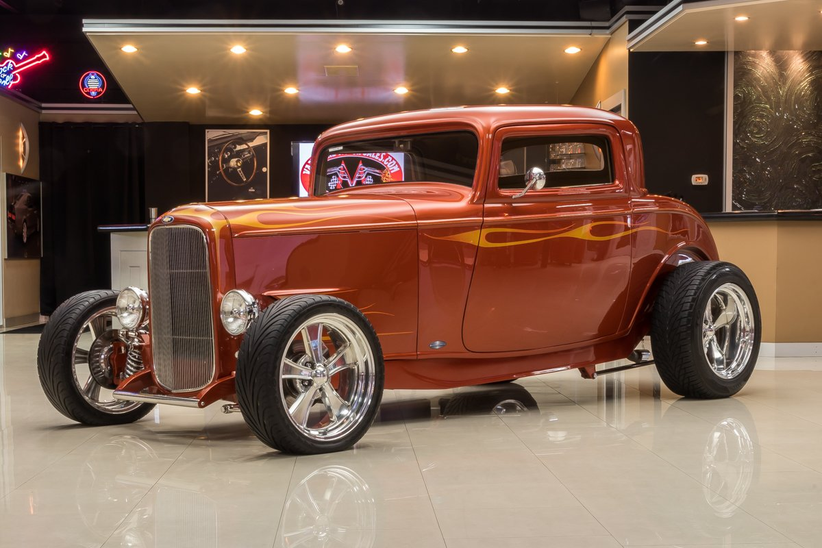 1932 Ford 3 Window Classic Cars For Sale Michigan Muscle Old