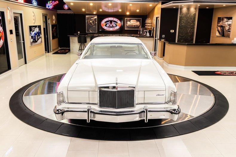 1974 Lincoln Continental 22