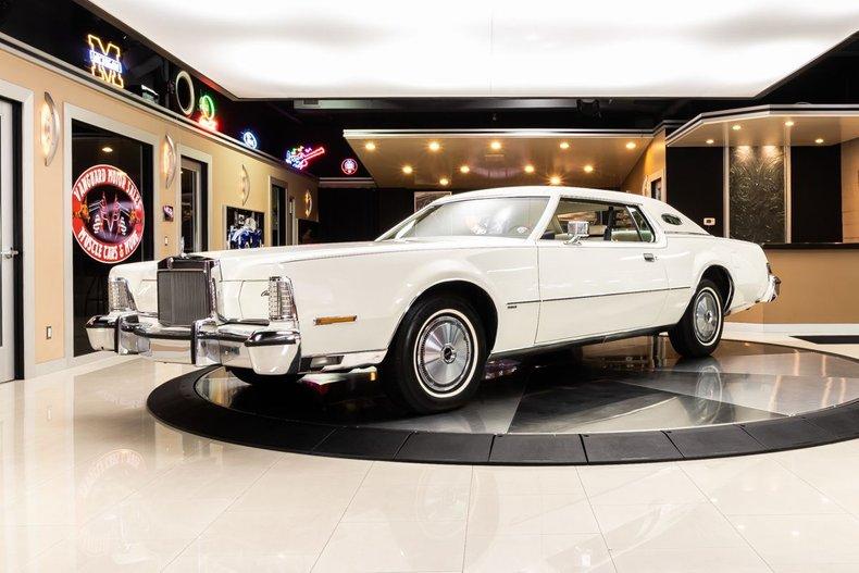 1974 Lincoln Continental 18