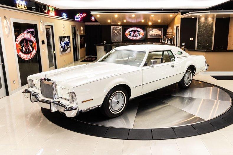 1974 Lincoln Continental 21