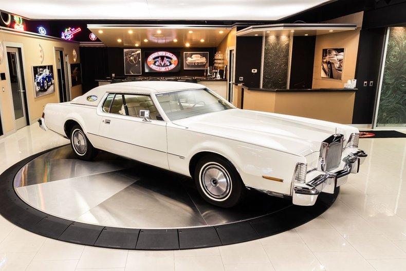 1974 Lincoln Continental 24