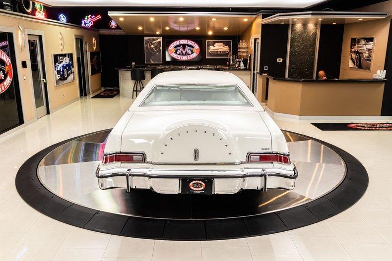 1974 Lincoln Continental 29