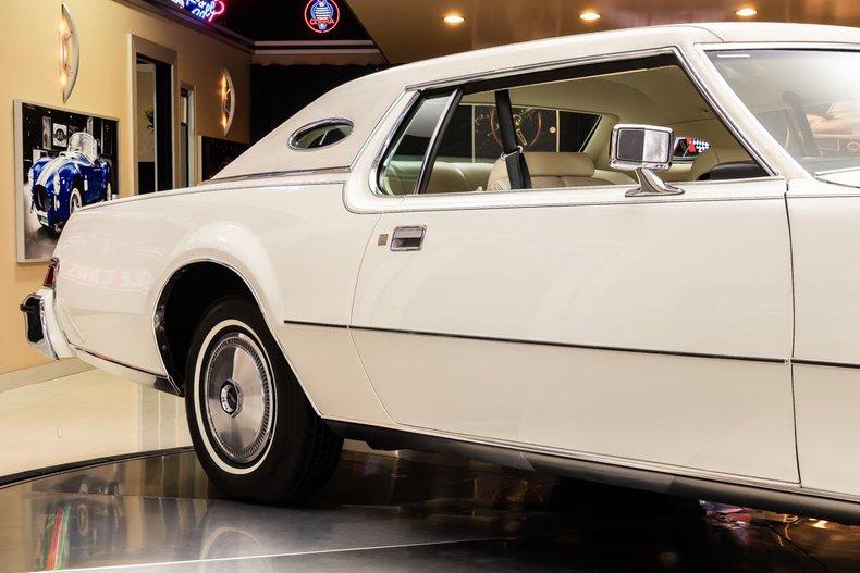 1974 Lincoln Continental 35