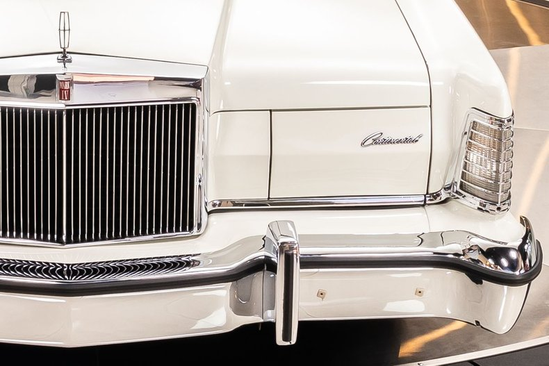 1974 Lincoln Continental 41