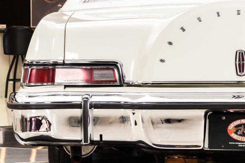 1974 Lincoln Continental 46