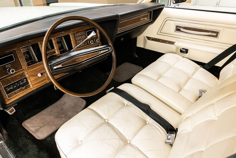 1974 Lincoln Continental 70