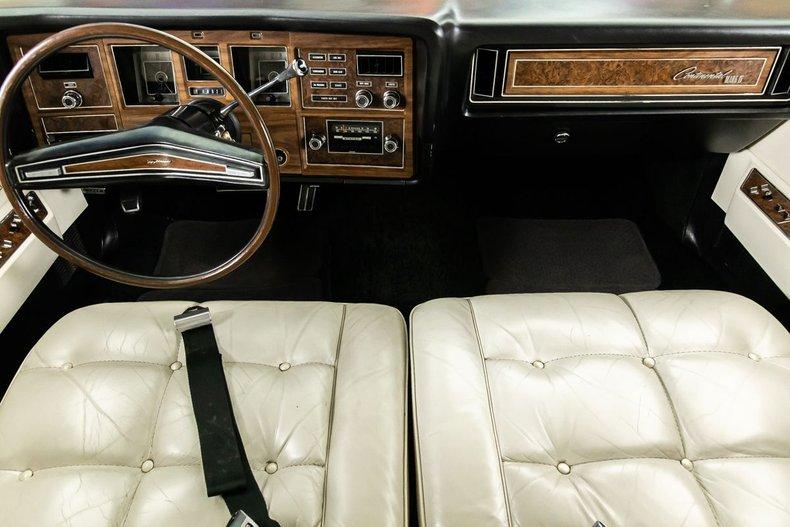 1974 Lincoln Continental 83