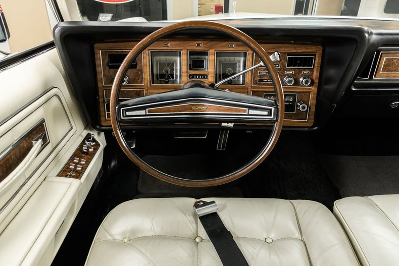 1974 Lincoln Continental 84