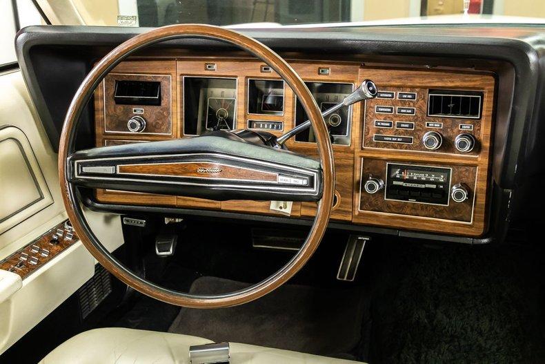 1974 Lincoln Continental 86
