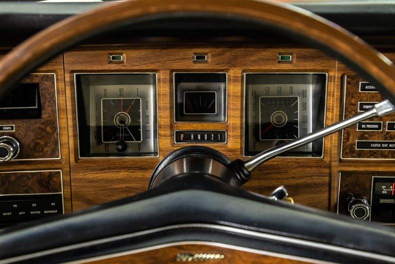 1974 Lincoln Continental 85