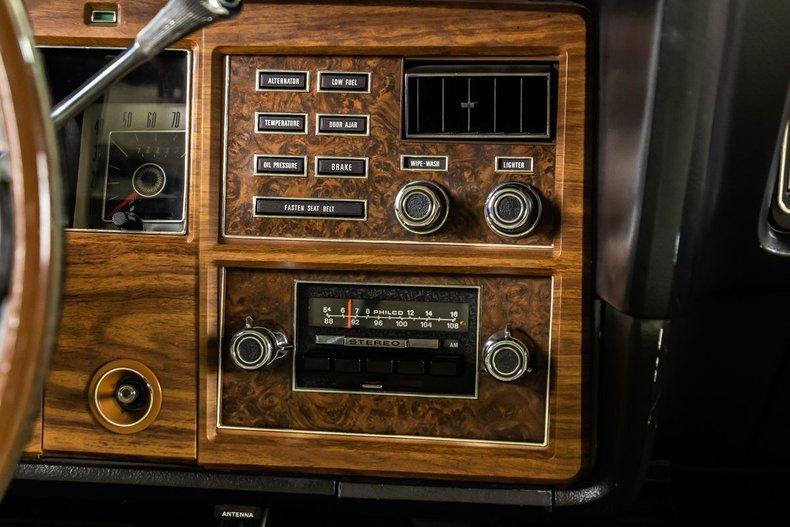 1974 Lincoln Continental 87