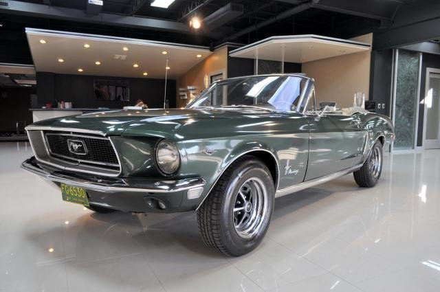 1968 ford mustang watch video