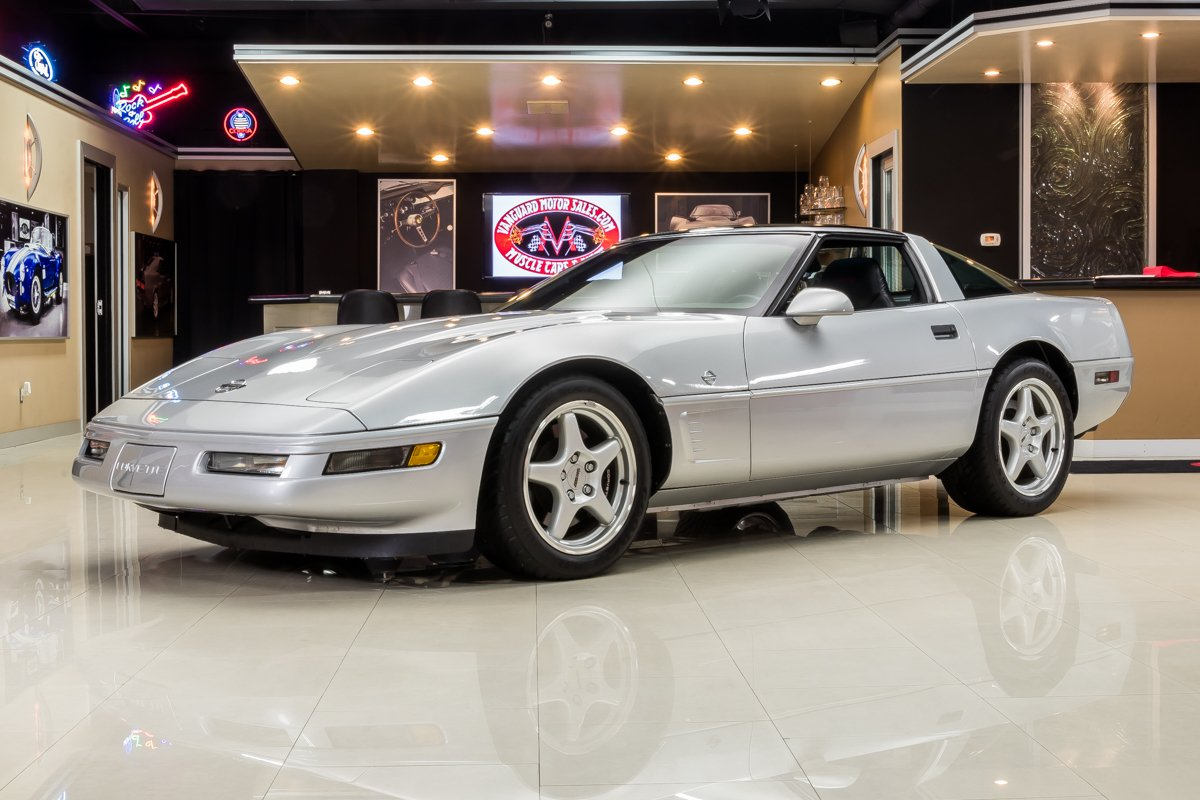 1996 chevrolet corvette collectors edition lt4