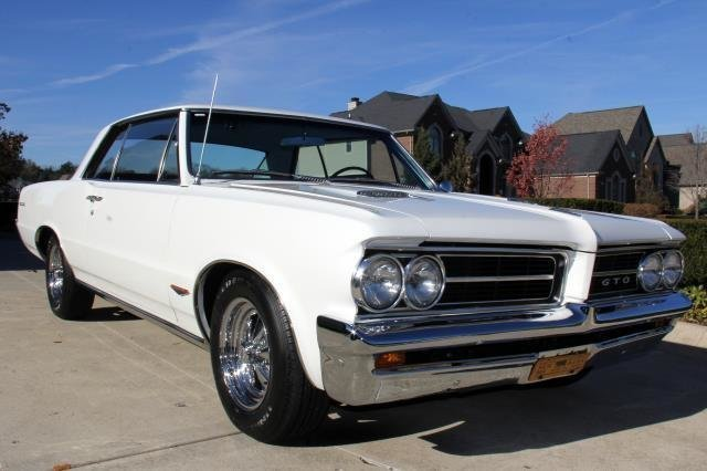 For Sale 1964 Pontiac