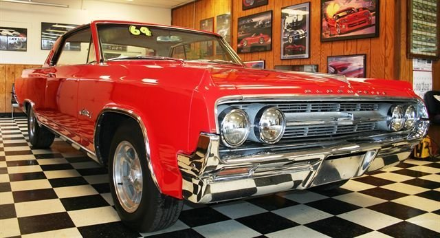 For Sale 1964 Oldsmobile Jetstar 1