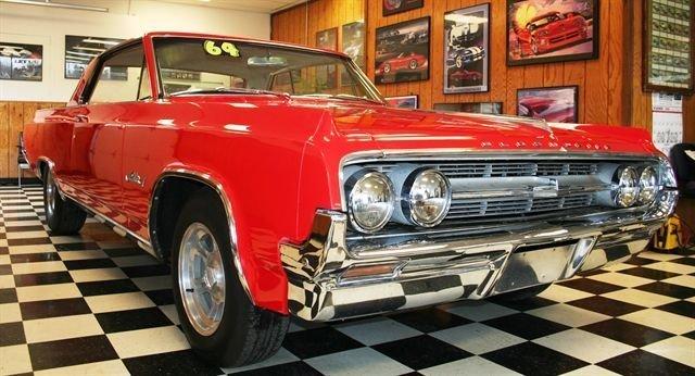 1964 Oldsmobile Jetstar 1 | Classic Cars for Sale Michigan