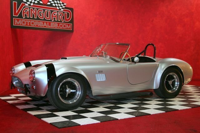 1964 shelby cobra roadster