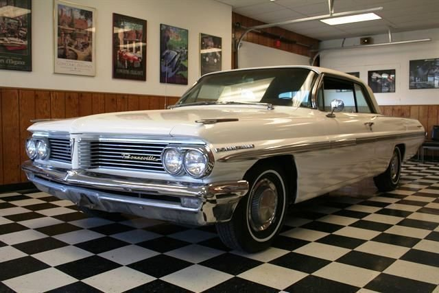 For Sale 1962 Pontiac Bonneville