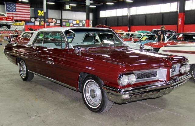 For Sale 1962 Pontiac Grand Prix