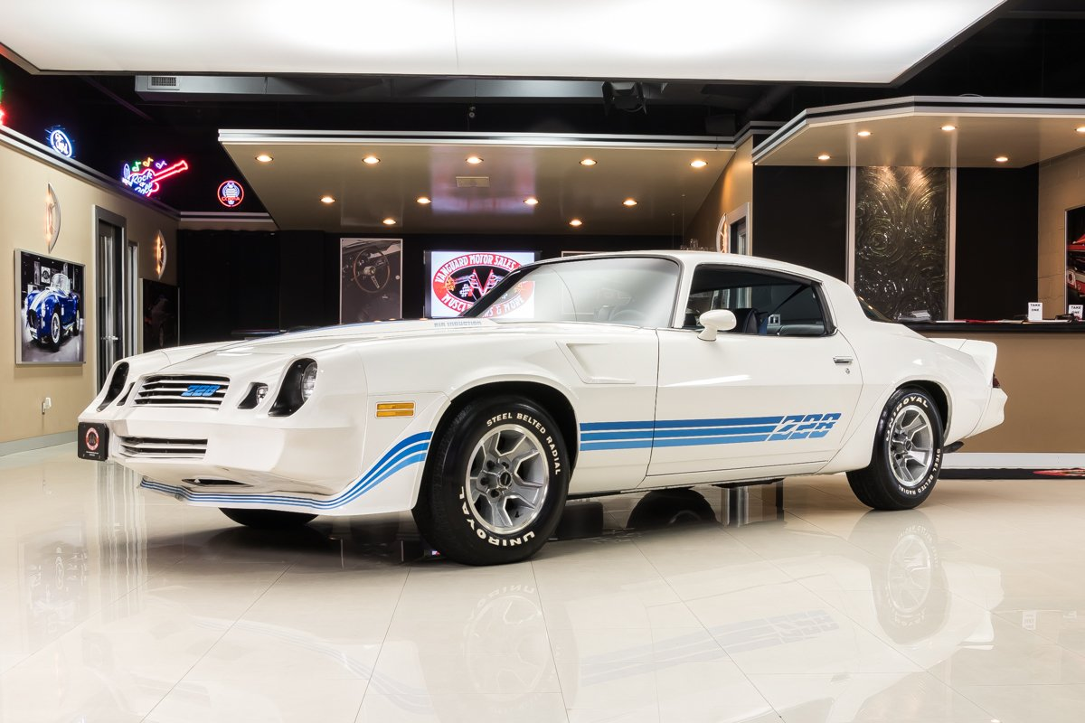 For Sale 1981 Chevrolet Camaro
