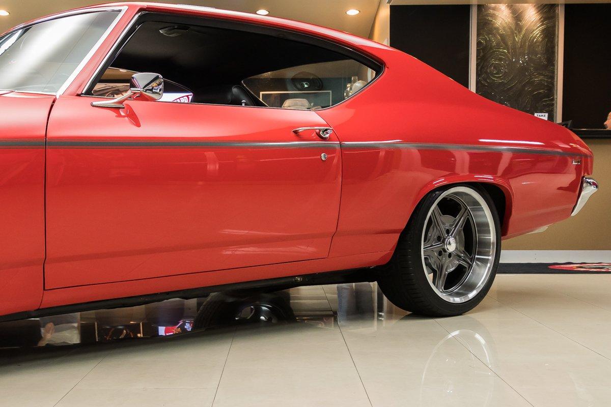 1969 Chevrolet Chevelle   Classic Cars for Sale Michigan