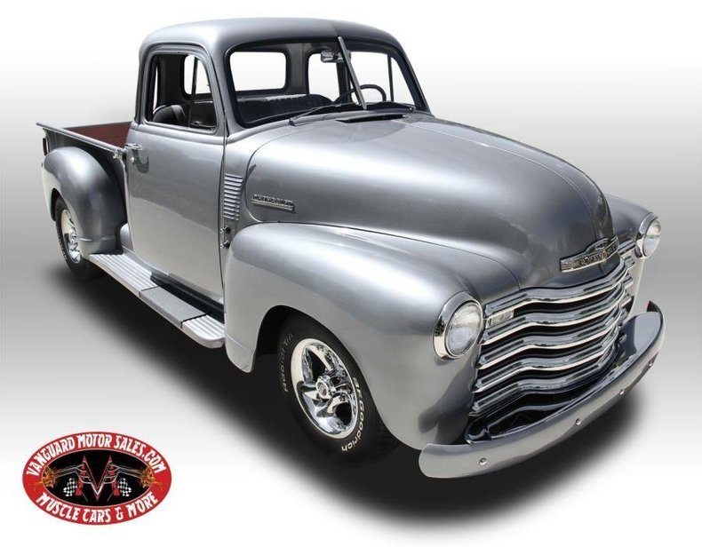 For Sale 1951 Chevrolet 5 Window